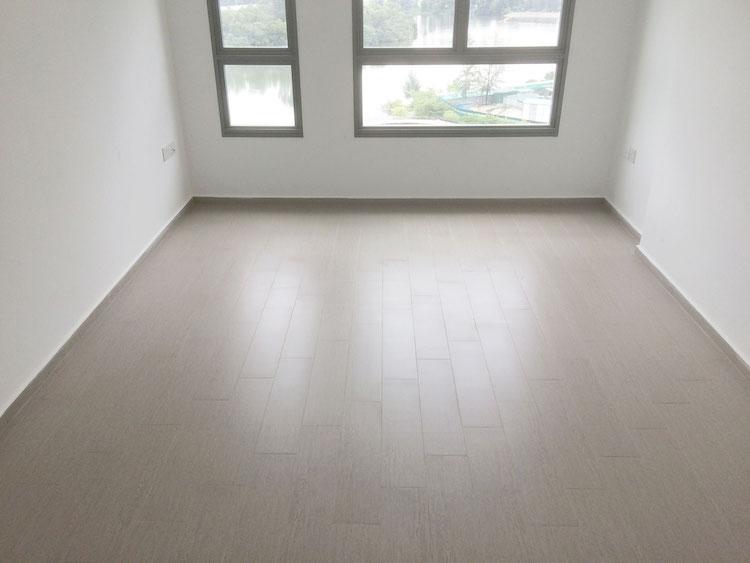 Kitchen Polished Pocelain Floor Tiles