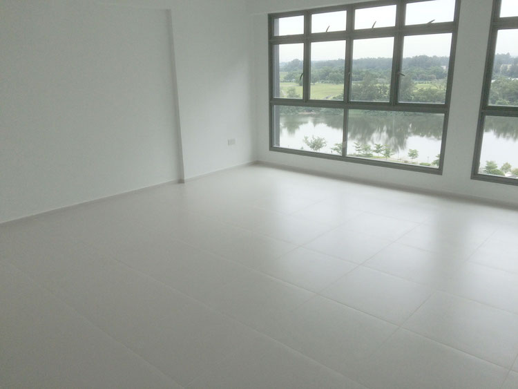 How To Screed A Floor >> HDB @ Punggol Way - HMS Tiling