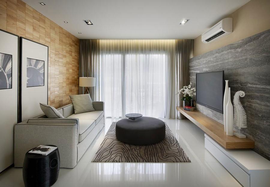contemporary wall design